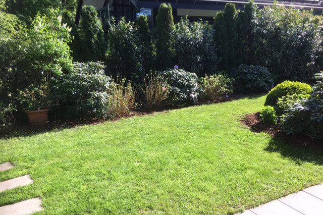 Referenzen von Högg Garten- und Landschaftsbau: Privat Gärten