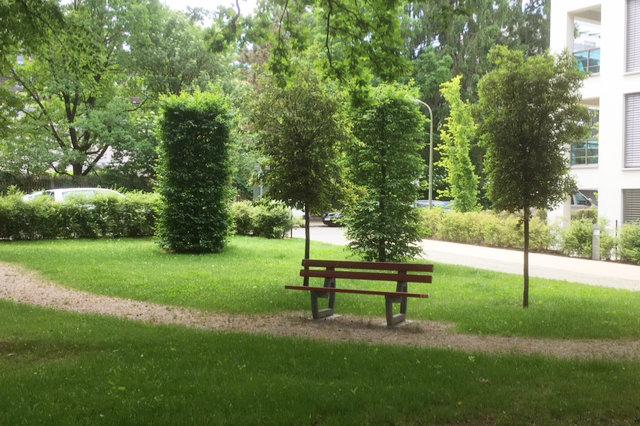 Referenzen von Högg Garten- und Landschaftsbau: Wohnanlagen